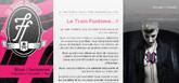 Le Train Fantôme - Bijoux, Vêtements et Accessoires pour filles